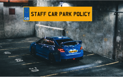 WHY YOU NEED A WELL-PLANNED STAFF CAR PARK POLICY